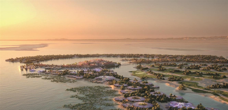 الأمير بن سلمان يطلق رؤية تصميم الجزيرة الرئيسية لمشروع البحر الأحمر العملاق (فيديو)