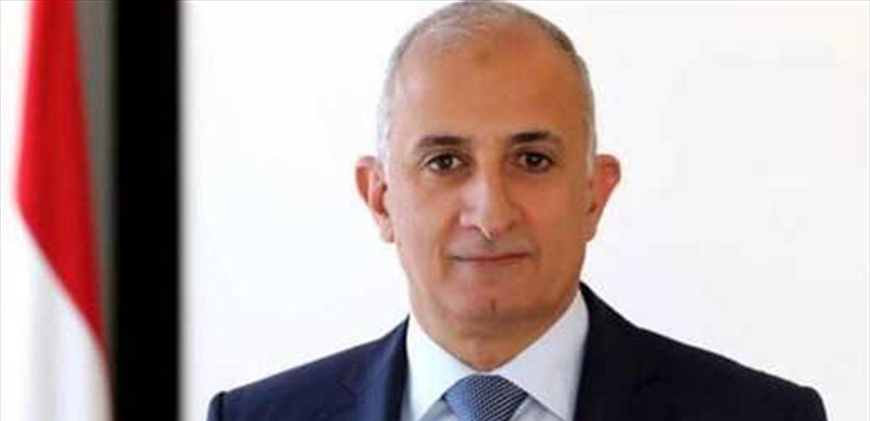 خلدون الشريف عن رحيل جان عبيد: هو ممن ينتمون للبنان قولًا وفكرًا وممارسة