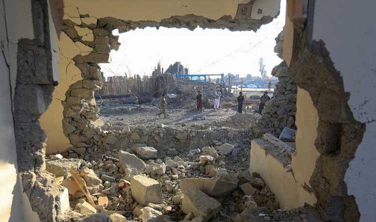 """مقتل العشرات من """"مسلحي طالبان"""" جراء انفجار في بلخ"""