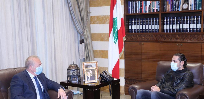 الحريري استقبل السفير الروسي وبحثا عقبات تشكيل الحكومة