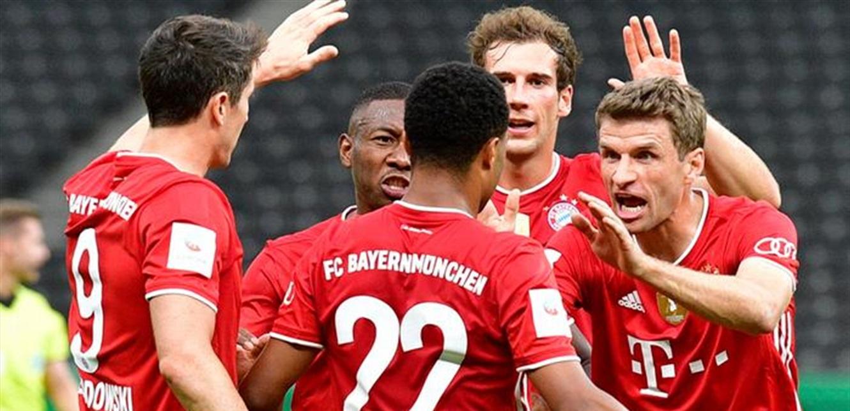 للمرة الثانية في تاريخه…بايرن ميونخ الألماني يتوج بكأس العالم للأندية