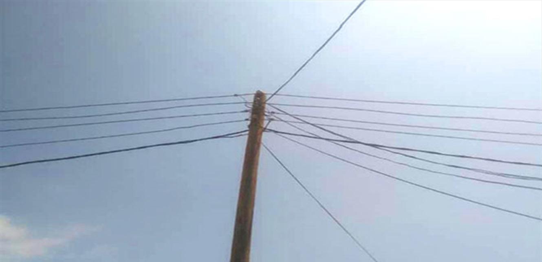 التعدي على خطوط الكهرباء في بيت الحوش مستمر..والجديد سرقة 600 متر!