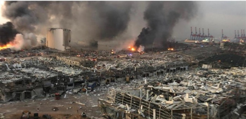 'رواد الحقوق' ومحامون يتابعون ملفات الضحايا الأجانب في إنفجار المرفأ