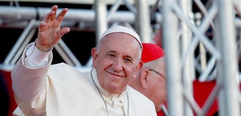البابا فرنسيس يزور العراق