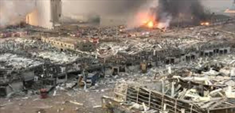 الجيش يواصل توزيع التعويضات على متضرري انفجار بيروت