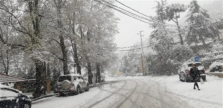 إحذروا الجليد: هذه الطرقات مقطوعة.. هل تنحسر 'جويس' اليوم؟