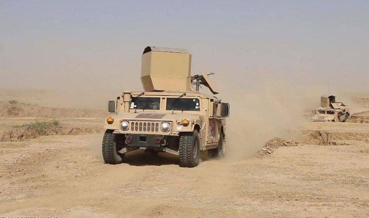 """العراق يكشف عن عدد """"الدواعش"""" على أراضيه"""