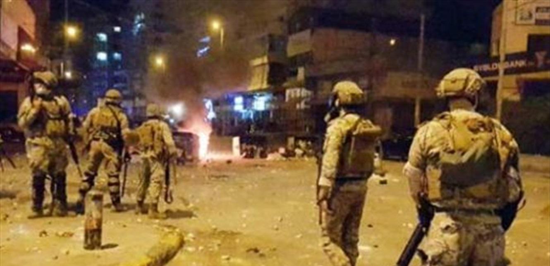 بعد اشتباكات.. الجيش يعيد الهدوء إلى حي الليلكي