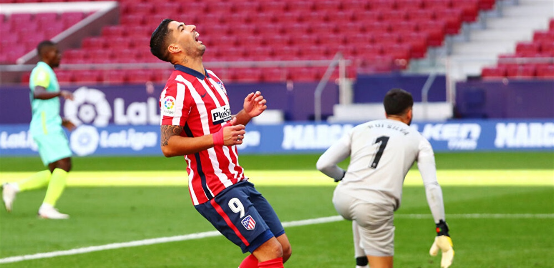 ماكينة أهداف.. سواريز يتفوق على رونالدو في الدوري الإسباني