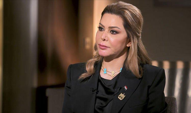 بالفيديو: رغد صدام حسين تكشف دور والدها في مقتل زوجها
