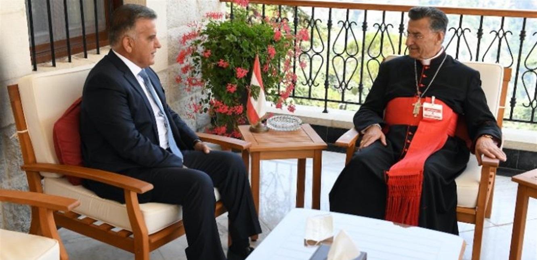 إبراهيم التقى الراعي: أي شخص يريد العمل للبنان يأخذ الدفع من غبطته