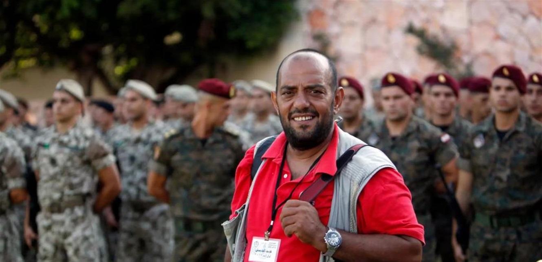 نقابة المصورين الصحافيين: مروان عساف رفع كلمة الحق بالصورة