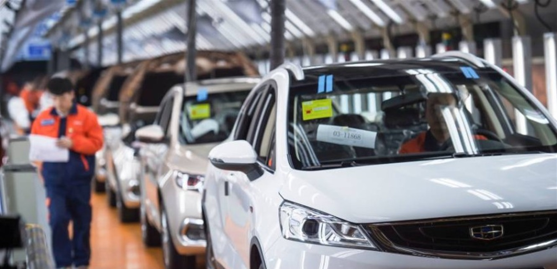 إرتفاع مبيعات السيارات في الصين 30% في الشهر الاول من السنة