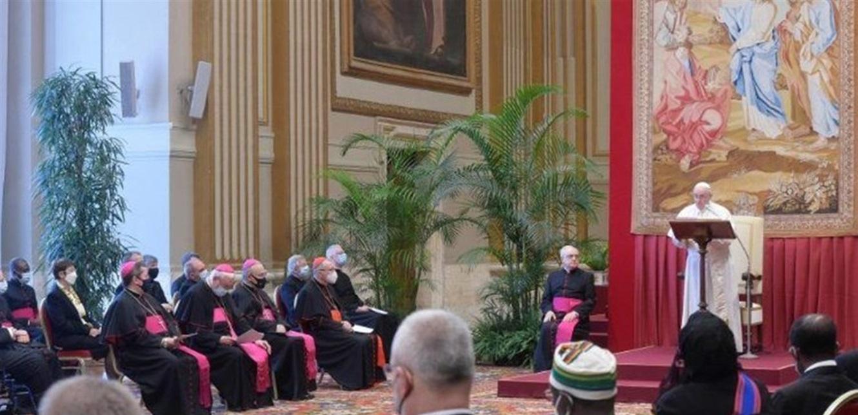 عندما يتحدّث البابا عن لبنان… حافظوا على الوجود المسيحي فيه