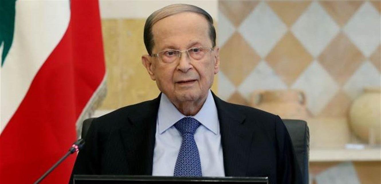 الرئيس عون يبارك للامارات: انجاز تاريخي
