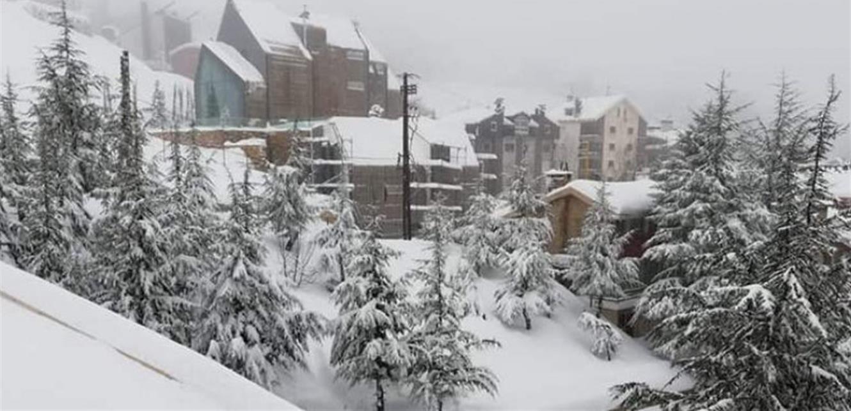 الثلج على الأبواب…تحضروا جيداً للأسبوع المقبل