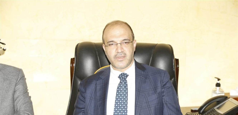 وزير الصحة يجول في مستشفى جزين