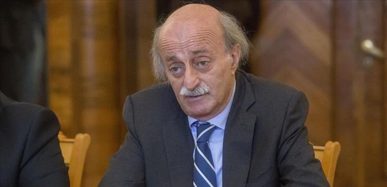 جنبلاط تلقى اتصالا من بوغدانوف وتشديد على ضرورة الاسراع بتشكيل الحكومة