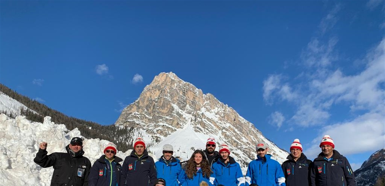 لبنان يشارك في بطولة العالم في التزلج الألبي