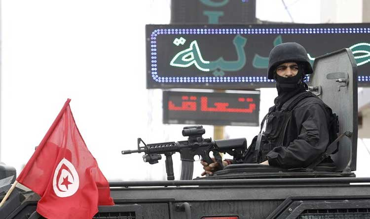 العثور على مخبأ معد لصناعة المتفجرات في تونس