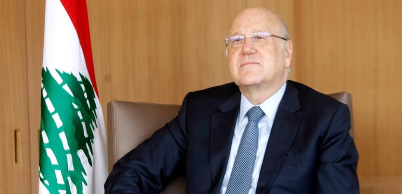 ميقاتي بذكرى استشهاد الحريري: كان الشخص العروبي والوطني وينظر للبنان بكلّ مكوناته
