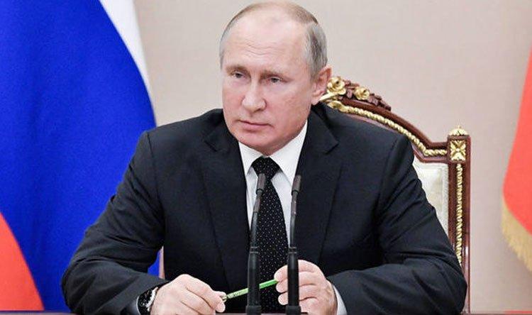 بوتن: الاحتجاجات المؤيدة لنافالني جاءت إثر التذمّر
