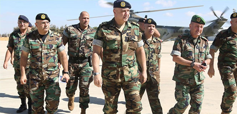ويبقى الجيش الضمانة الأكيدة لديمومة لبنان