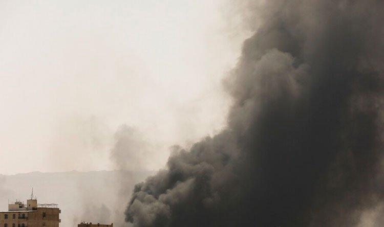التحالف العربي يدمر ورشاً للحوثيين