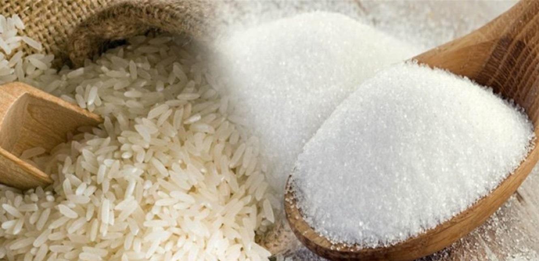 مستودع يقوم بتخزين السكر والأرز المدعومين في الهلالية!