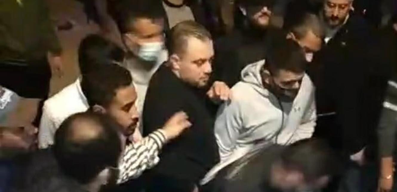 خلال قطع الطريق.. اشكال بين الجيش ومتظاهرين في صيدا
