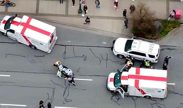 قتيل وجرحى جراء حادثة طعن في كندا