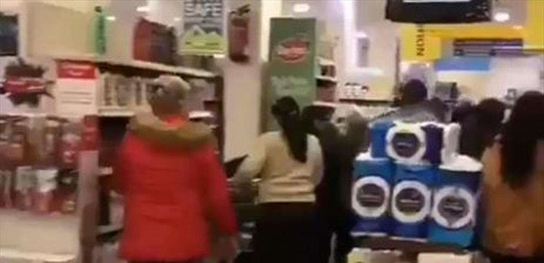 بعد اشكال 'سبينس'.. عراكٌ بسوبرماركت في جبيل بسبب 'الزيت' (فيديو)