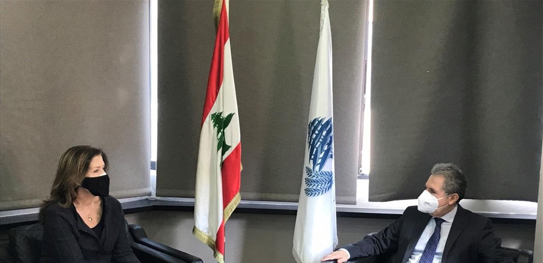 السفير الأميركية بعد لقاء وزني: نحاول مساعدة الشعب اللبناني على معالجة الاوضاع الاقتصادية الصعبة
