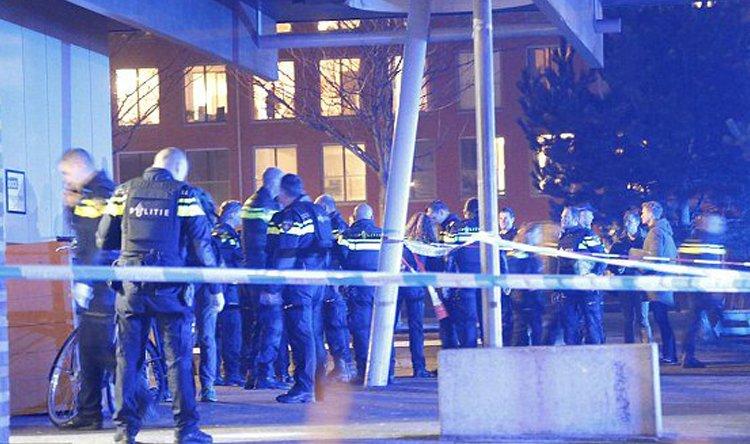 بالفيديو: خراطيم المياه لتفريق المتظاهرين ضد قيود كورونا في هولندا