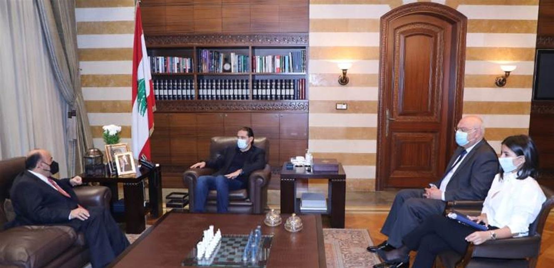 المشرفية: لدعم الفئات الضعيفة من لبنانيين ونازحين من دون تمييز
