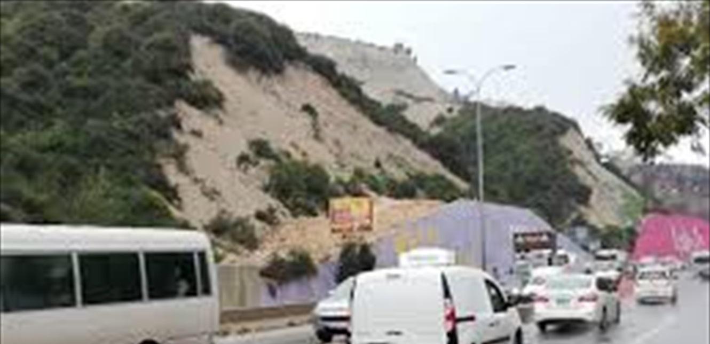 'بيروح وزير بيجي وزير والأشغال مش عم تمشي'  معالجة إنهيار جبل شكا متى؟