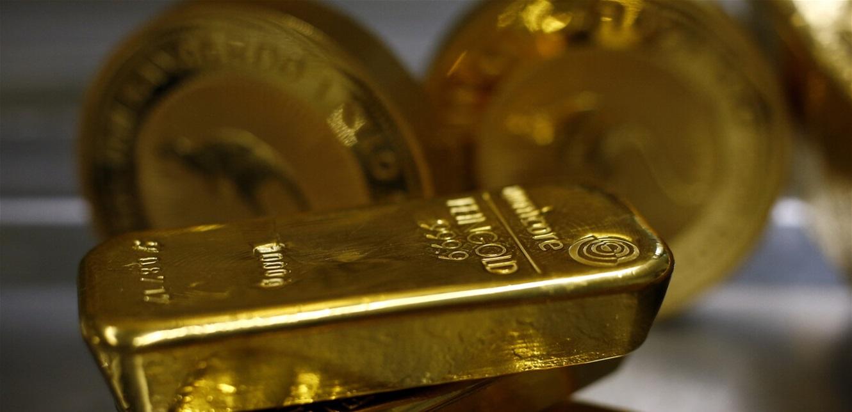 الدولار يدفع الذهب إلى المنطقة الحمراء!
