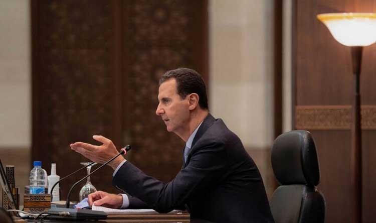 الأسد: انهيار العملة السورية معركة تدار من الخارج