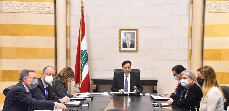 ما جديد مشروع الإصلاح والتعافي وإعادة اعمار مرفأ بيروت؟