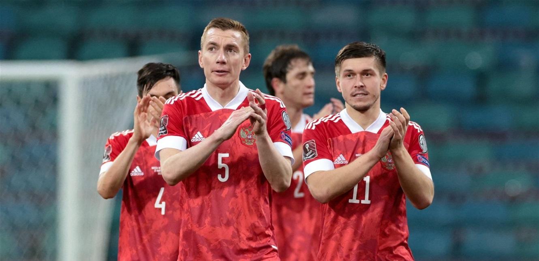 روسيا تتخطّى سلوفينيا في التصفيات الأوروبية المؤهلة لكأس العالم