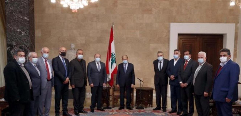 'الارث المكون من التراكمات ثقيل جدا'… الرئيس عون: لتشكيل حكومة تراعي التوازن