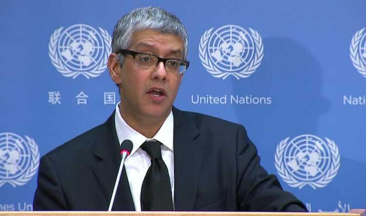 الأمم المتحدة ترحب بمبادرة السلام السعودية الجديدة
