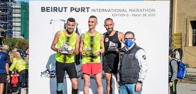 السباق العالمي لنصف الماراتون والماراتون لمرفأ بيروت