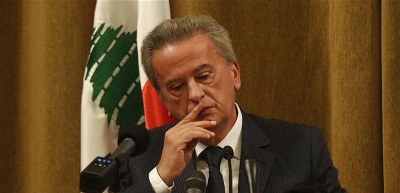 إدارة بايدن تدرس فرض عقوبات على حاكم مصرف لبنان