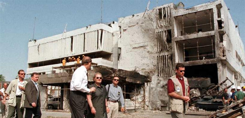 واشنطن تتلقى 335 مليون دولار من السودان كتعويض لضحايا هجمات إرهابية