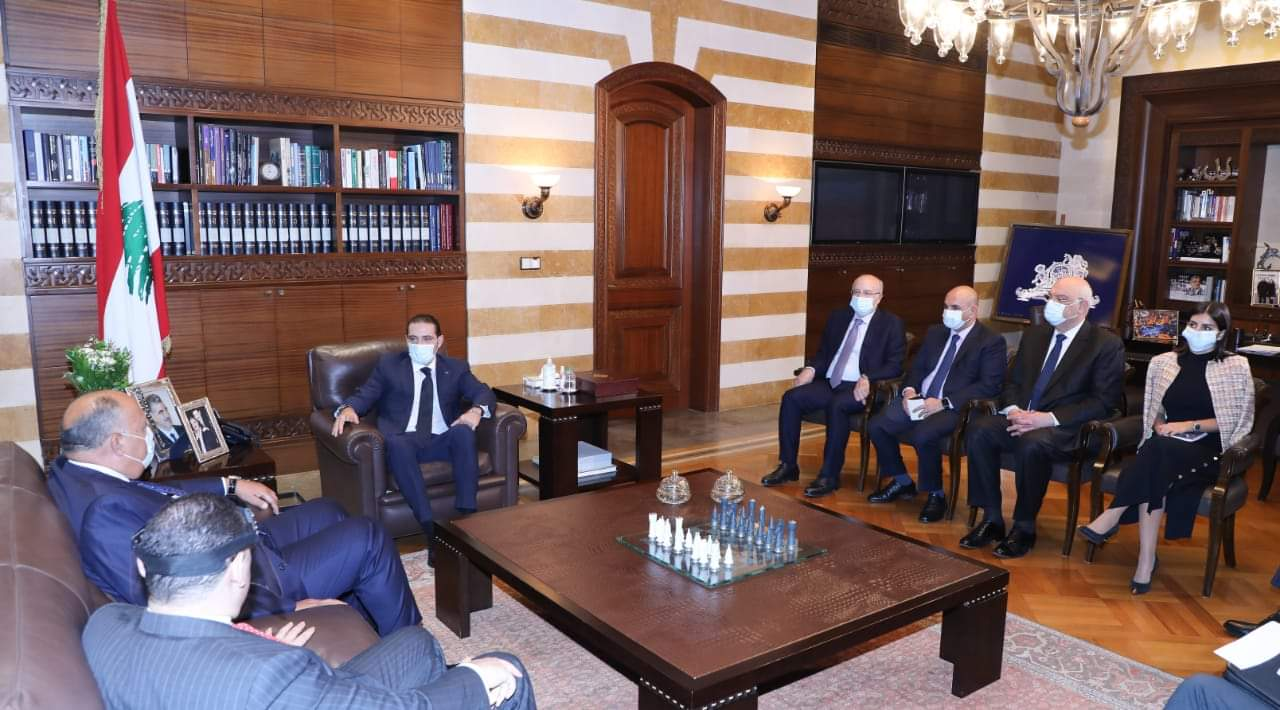 تحركات دبلوماسية مكثفة في بيروت.. فهل هو مخاض لولادة الحكومة؟
