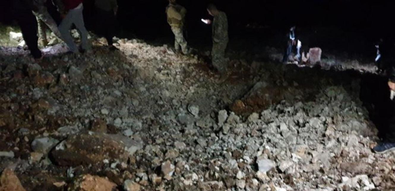 هل أطلق 'حزب الله' الصاروخ المضاد للطائرات الذي سقط في الجنوب؟