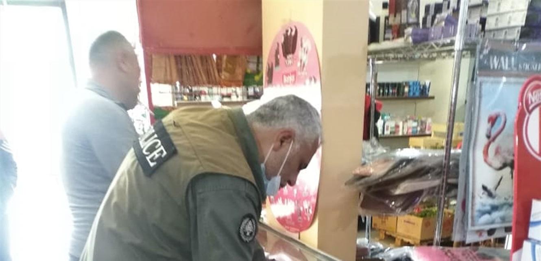 دهم محال لبيع المواد الغذائية في الهرمل.. غش وتلاعب بالأسعار