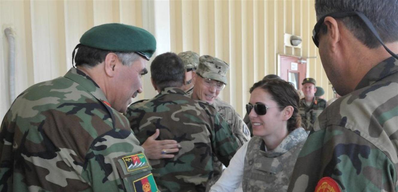 لبنانية ابنة سفير في طريقها نحو فريق بايدن.. وهذه التفاصيل