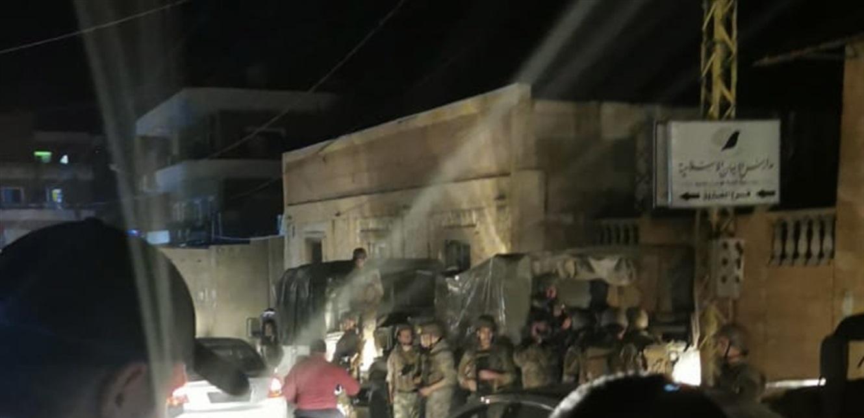 انتشار كثيف للجيش في ببنين